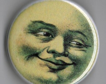 My Sweetheart's the Man in the Moon  1.25 inch Button