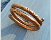 Men or Womens Brass Ring ...