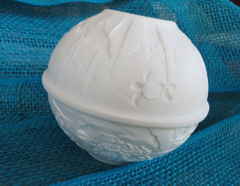 philippe deshoulieres porcelaine france votive by cloud9eclectic. Black Bedroom Furniture Sets. Home Design Ideas