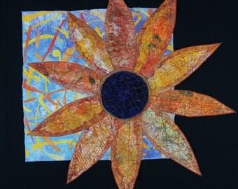 Handmade Art Quilt - My Pretty