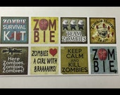 Zombies 2 - Stickers