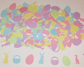 Easter Pastel Confetti - Set of 200