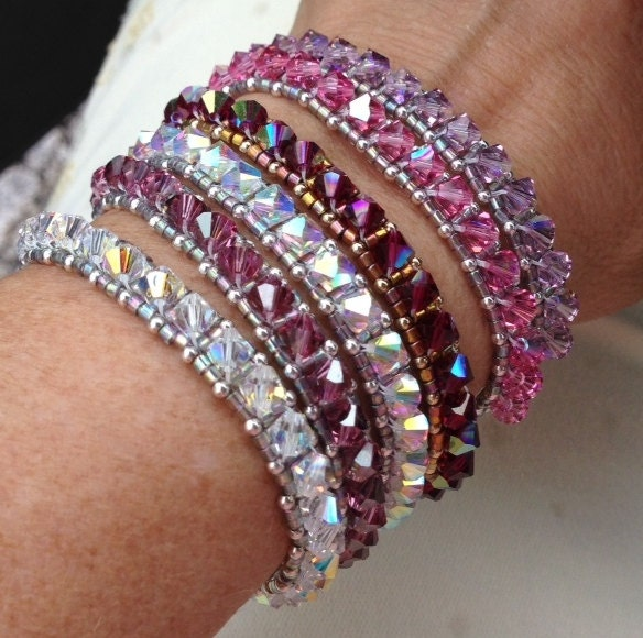 Right Angle Weave Bracelet Right Angle Weave