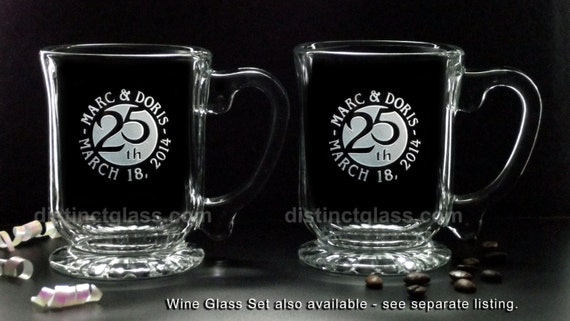 ... 40th 50th Anniversary Glasses Gifts for Parents Couples Ships Canada