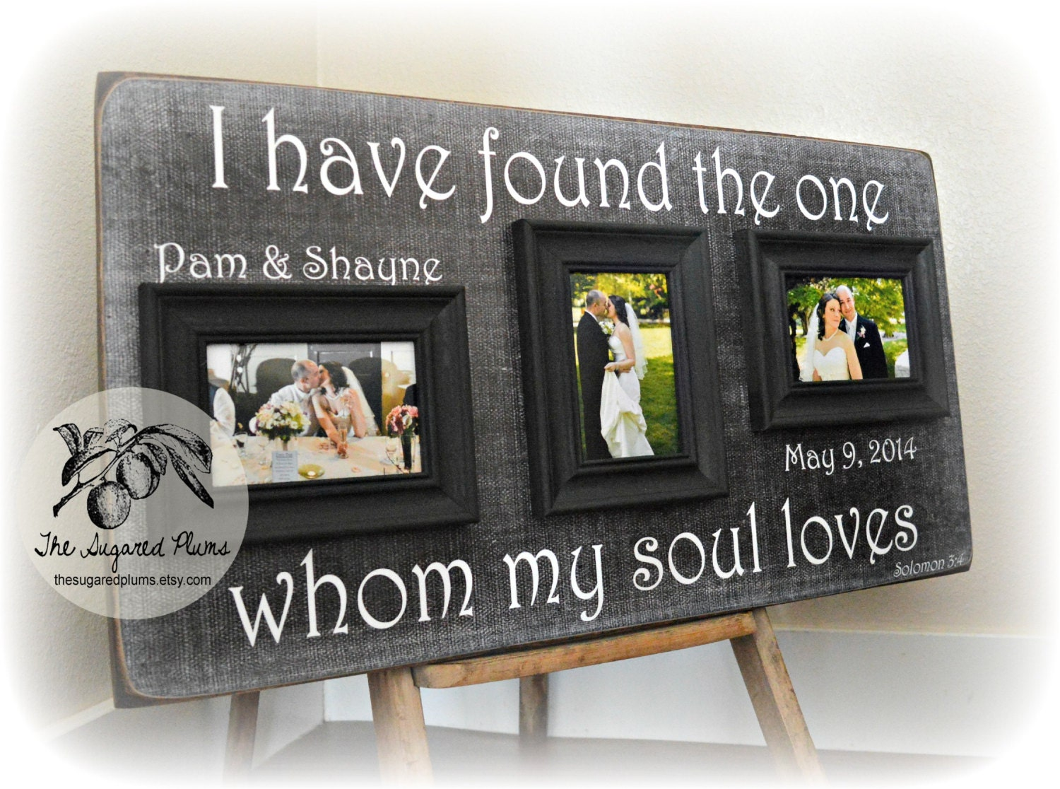 Personalised Wedding Gifts Unusual : Unique Wedding Gift Personalized Wedding Gift Anniversary