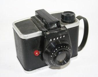 SALE Ansco Ready Flash Camera, Vintage