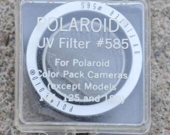 Polaroid No 585 UV Filter