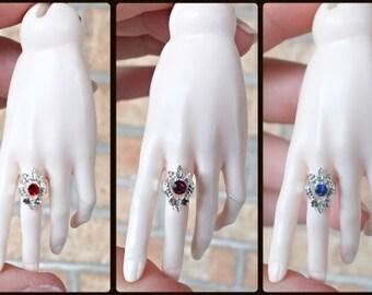 1/3 BJD SD Leaf Jewel Ring