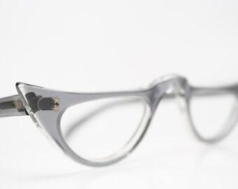 Catseye glasses vintage glasses frames cat eye sunglasses