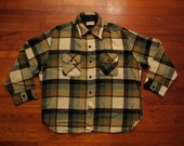 mens vintage CPO shirt