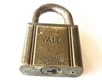 Vintage Yale Padlock