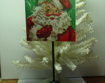 Handmade Display Holder for Cards or Ornaments