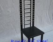 Steel Bondage Chair BDSM Bonds of Steel Mature