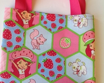 Strawberry Shortcake Party Favor Bags