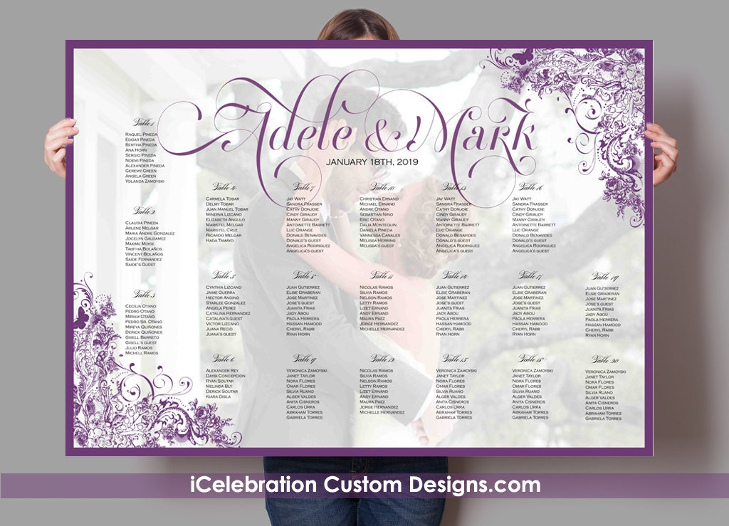Swirl Frame Png Swirled Frame Wedding Seating