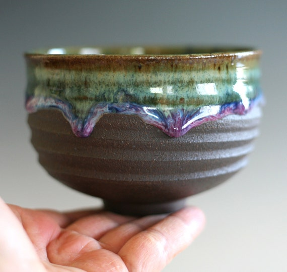 Chawan, Tea Bowl, handmade ceramic tea cup, handmade pottery