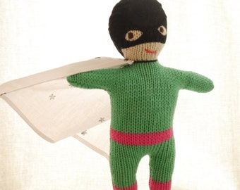 Superhero doll