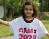 Through the Years Graduation Shirt
