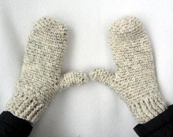 Crochet Patterns Mittens : crochet pattern crochet mitten pattern adult mitten pattern crochet ...
