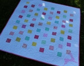 Pretty Baby Girl Quilt