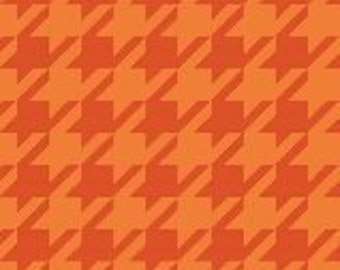 Here Fishy Fishy hounds tooth by Henry Glass - 1/2 yard