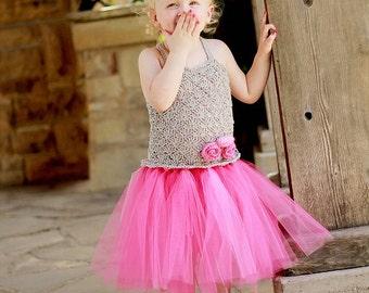 Crochet Pattern, Crochet Baby Dress Pattern, 3T to 10 Years, Crochet Easter Dress Pattern, Crochet Tutu Dress Pattern