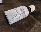Serenity Blend massage or bath oil calming - centering - 100% organic - kosher - vegan
