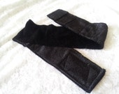 Black Non-Slip No Slip Headband ,Great for tichel,head scarves, wigs,Tichel,head coverings