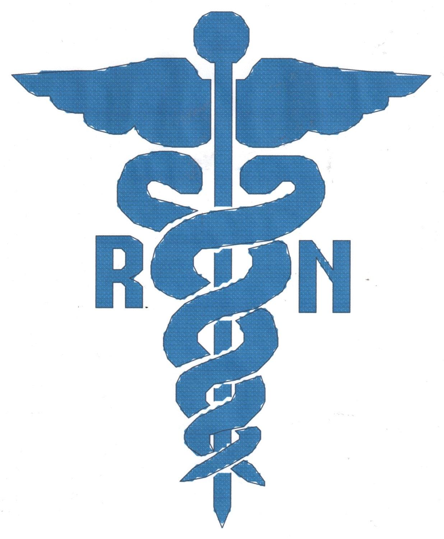 rn symbol blue www pixshark com images galleries with Medical Insignia Bone Medical Artwork