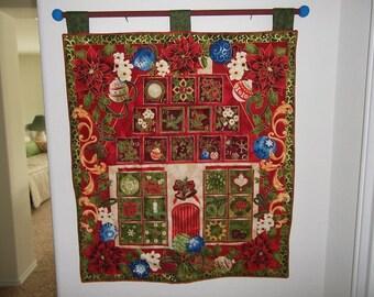 Christmas Advent Calendar - Holiday Home