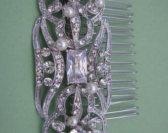 Wedding Hair Accessories Wedding Decorative Combs Wedding Hair Jewelry bridal hair accessories Wedding headpiece crystal Bridal hair comb