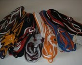 SEC Team Colors Recycled Tshirt Scarf Necklace