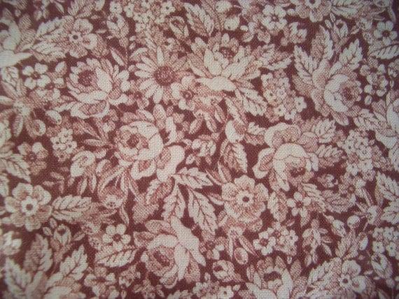 Vintage Fabric VIP Cranston Printworks By AnniesVintageRedone