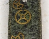 Galaxy Note 3 cell phone case, Steam Punk