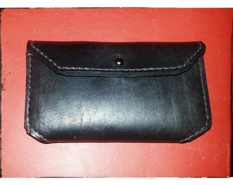 Horween Leather Cell Phone Holster.