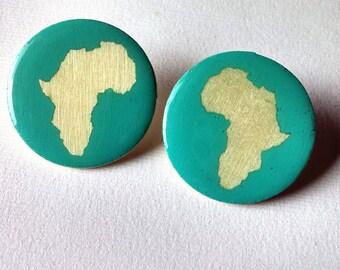 Africa Earrings - African Earring