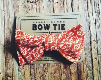 Bow Tie || Auburn Flourish