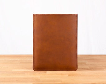 Handmade Leather iPad Air Case / Sleeve - Brown