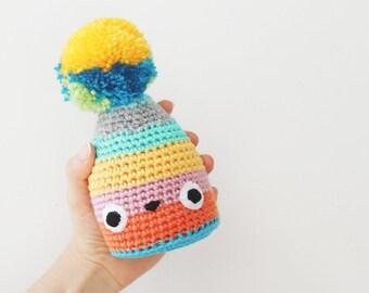 Amigurumi Toys For Babies : Amigurumi sun crochet pattern that light by thesunandtheturtle