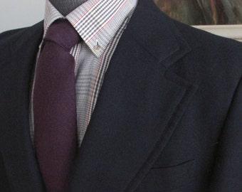 Vintage Mens Fortrel Blue Jacket  About A Size 39 40