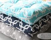 Custom Chair Cushions/ Seat Cushions/Ottoman Cushion/ Glider Replacement Cushions