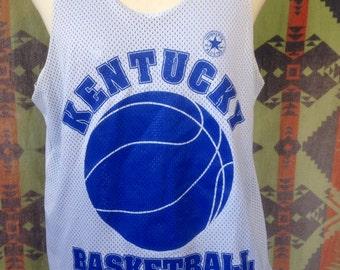 Vintage Uk Kentucky Wildcats Practice Jersey Usa