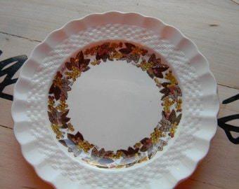 "Copeland Spode Madeira S.3187 6-1/2"" Side Plates. Excellent mint vintage Lunch serving plate. Collectible dish."