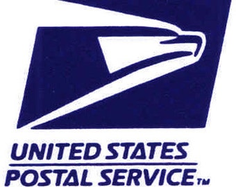 Additional cost for postage