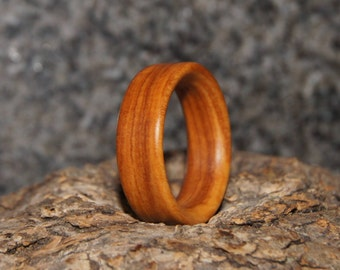 Wood Ring Size 10 - Olive wood ring