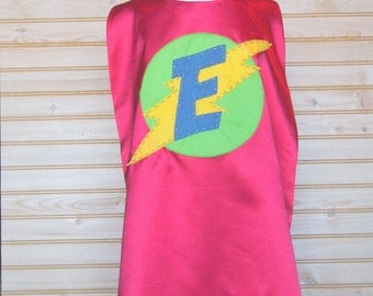 Personalized Made To Order Superhero Cape/Costume