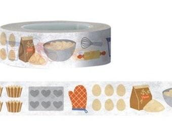 Baking Washi Tape (15M)