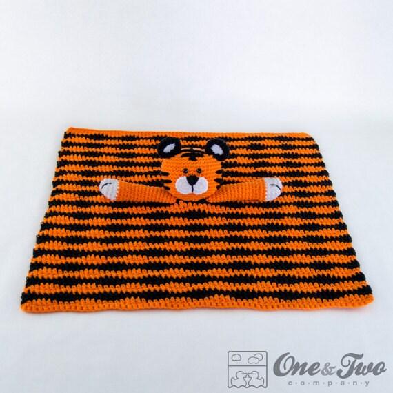 Tiger Lovey / Security Blanket