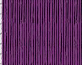 Sorta Stripe Purple Fabric Yard by Loralie
