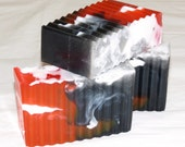 Vamp Vogue Scented Glycerin Detox Soap with Activated Charcoal